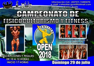 Campeonato Cataratas Open