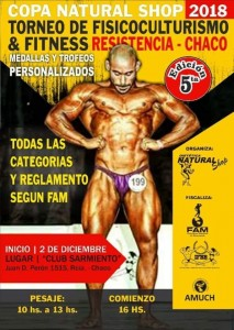 Campeonato Natural Shop