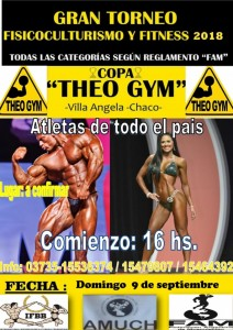 Copa Theo Gym