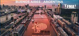 Resultados Campeonato Sudamericano IFBB PRO LEAGUE Día Sábado