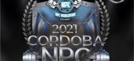 Resultados Campeonato Córdoba Muscle Show