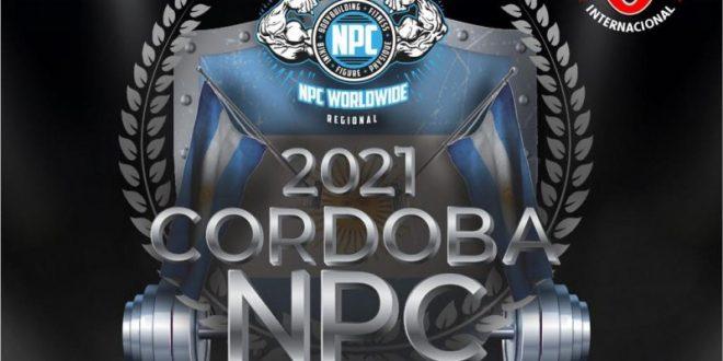 Información Campeonato Córdoba Muscle Show