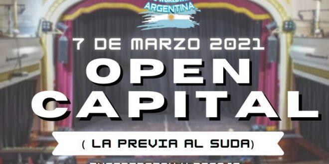 Resultados Campeonato Open Capital